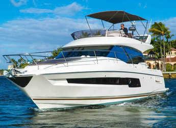 Chartern Sie yacht in D-Marin Borik - Prestige 460