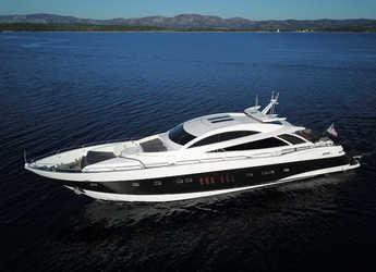 Rent a yacht in Marina Zadar - Predator 108