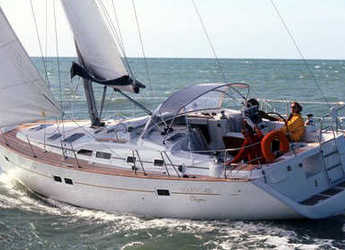 Rent a sailboat in Marina Betina - Oceanis Clipper 423 - 4 cab.