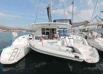 Rent a catamaran in SCT Marina Trogir - Orana 44