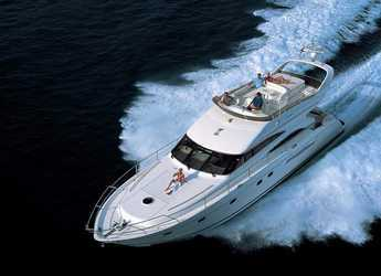 Rent a yacht in Veruda - Princess 61 Fly