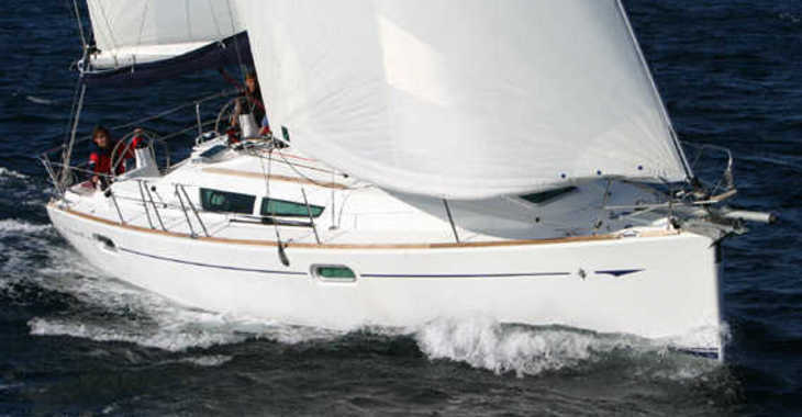 Rent a sailboat in Rodney Bay Marina - Sun Odyssey 39i