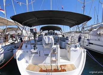 Rent a sailboat in Veruda - Sun Odyssey 43 DS