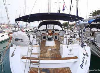 Rent a sailboat in Trogir (ACI marina) - Sun Odyssey 44i