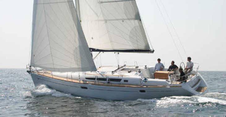 Rent a sailboat in ACI Jezera - Sun Odyssey 45