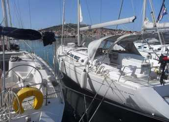 Rent a sailboat in ACI Jezera - Sun Odyssey 49