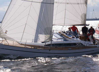 Rent a sailboat in Veruda - Sunbeam 36.1