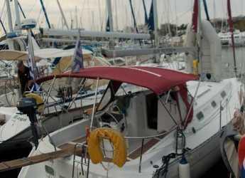 Rent a sailboat in Alimos Marina Kalamaki - Oceanis 311