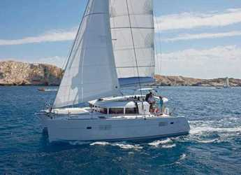 Rent a catamaran in Bodrum Marina - Lagoon 400 - 3 cab.