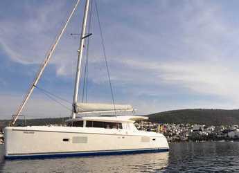 Chartern Sie katamaran in Bodrum Marina - Lagoon 421