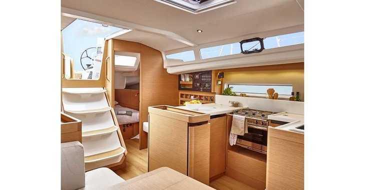 Chartern Sie segelboot in ACI Marina - Sun Odyssey 440