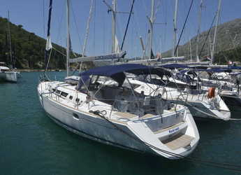Rent a sailboat in Pula (ACI Marina) - Sun Odyssey 49i
