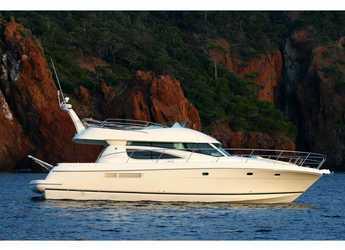 Chartern Sie yacht in ACI Marina Dubrovnik - Prestige 46 Fly