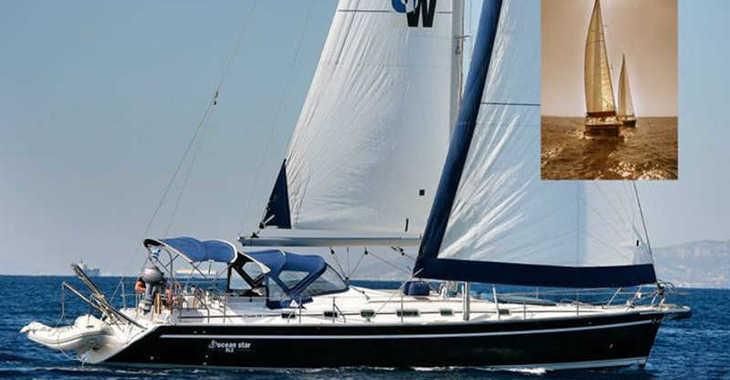 Rent a sailboat in Alimos Marina Kalamaki - Ocean Star 51.2