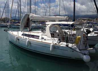 Chartern Sie segelboot in Port of Lefkada - Oceanis 34