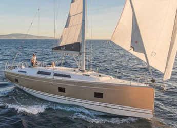 Rent a sailboat in Split (ACI Marina) - Hanse 418