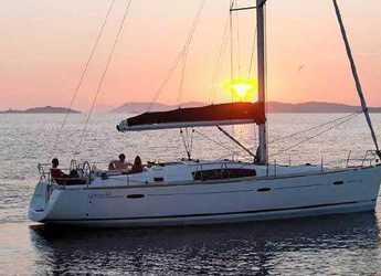 Rent a sailboat in Marina Kremik - Oceanis 43