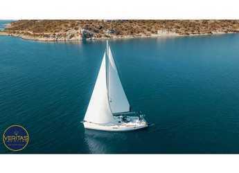 Rent a sailboat in Marina Kremik - Sun Odyssey 49i