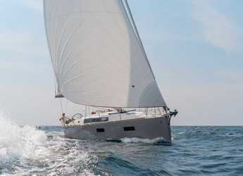 Rent a sailboat in Ece Marina - Oceanis 38 - 3 cab.