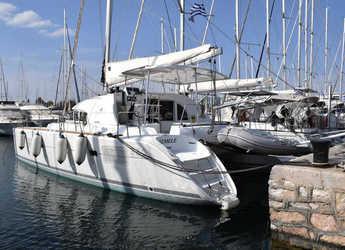Louer catamaran à Alimos Marina Kalamaki - Lagoon 380 S2 - 4 cab.