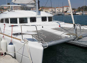 Rent a catamaran in Kos Port - Lagoon 380