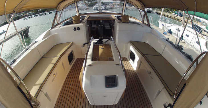 Rent a sailboat Sun Odyssey 509 in Port Purcell, Joma Marina, Road town
