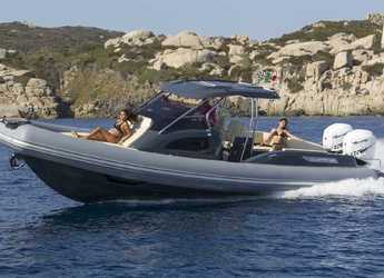 Chartern Sie motorboot in Marina Sukosan (D-Marin Dalmacija) - CLUBMAN 28 + Mercury 500