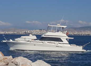 Rent a yacht in Alimos Marina Kalamaki - Riviera 48