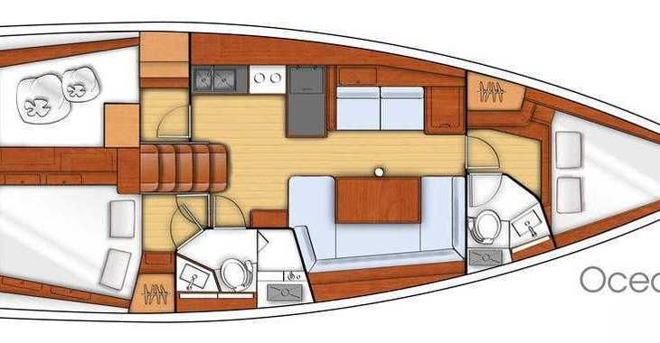 Alquilar velero en Port Purcell, Joma Marina - Oceanis 41