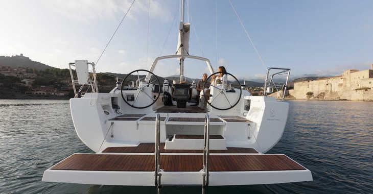 Alquilar velero Oceanis 41 en Marina Port Royale, Marigot