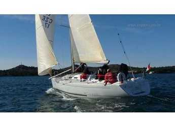 Rent a sailboat in Marina Kremik - First 40.7