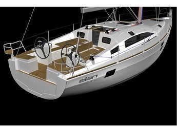 Rent a sailboat in Marina Zadar - Elan Impression 45.1 - GEN + AC