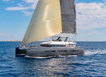 Rent a catamaran in ACI Marina Dubrovnik - Lagoon Seventy 7
