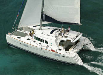 Rent a catamaran in Marina Mandalina - Lagoon 440