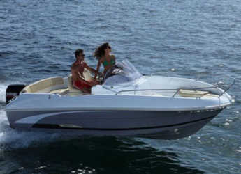 Rent a motorboat in Marina Zadar - Beneteau Flyer 550