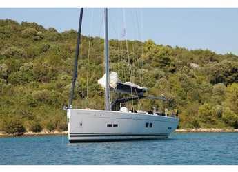 Rent a sailboat in Marina Kremik - Hanse 575