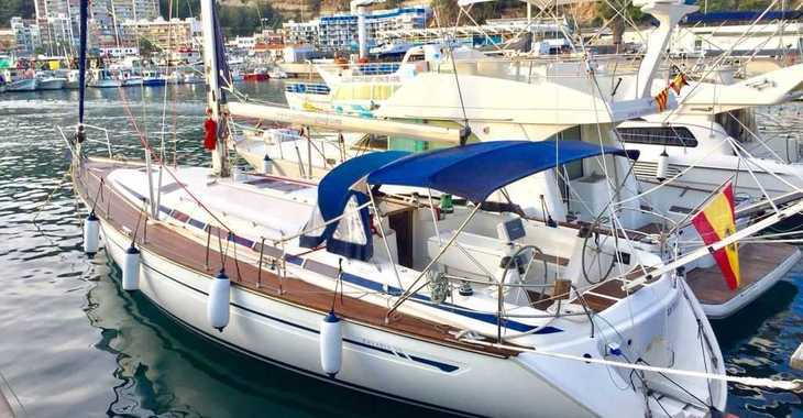 Rent a sailboat in Puerto de blanes - Bavaria 50 Cruiser