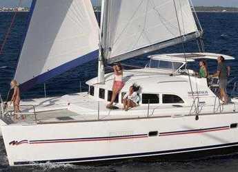Rent a catamaran in Marina di Portorosa - Moorings 380 (Club)
