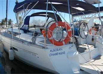 Chartern Sie segelboot in Puerto Deportivo Radazul - Sun Odyssey 519