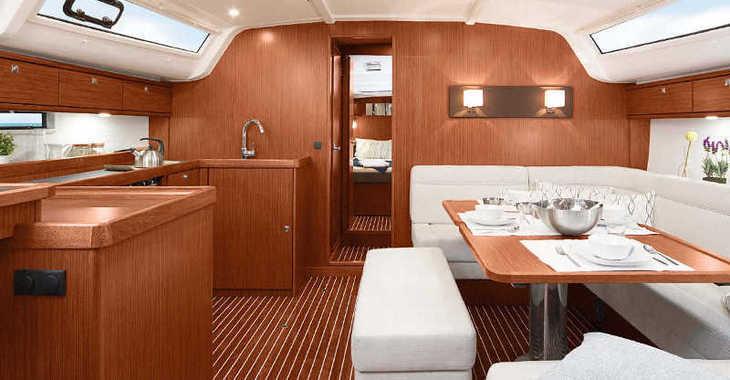 Rent a sailboat in Mykonos - Bavaria Cruiser 51