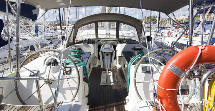 Rent a sailboat in Puerto Deportivo Radazul - Beneteau 50