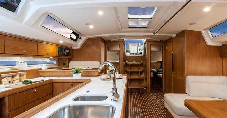 Rent a sailboat in Mykonos - Bavaria Cruiser 56