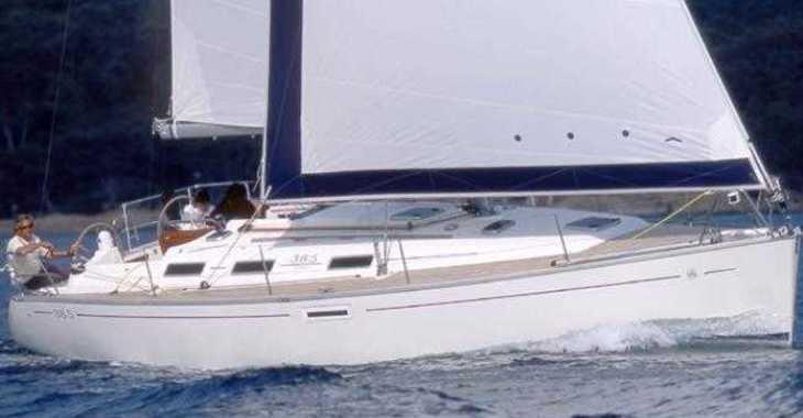 Rent a sailboat in Paros - Dufour 385