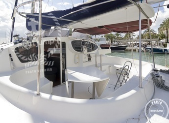 Rent a catamaran in Marina Cienfuegos - Bahia 46