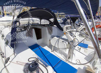 Rent a sailboat Oceanis 393 in Marina del Sur. Puerto de Las Galletas, Las Galletas