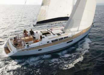 Louer voilier à Port Lavrion - Sun Odyssey 49i