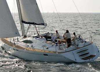 Rent a sailboat in Muelle de la lonja - Jeanneau 54