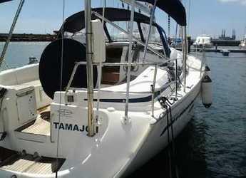 Chartern Sie segelboot in Marina del Sur. Puerto de Las Galletas - Bavaria 39 Cruiser-8