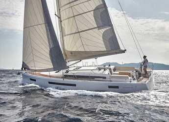 Chartern Sie segelboot in Marina del Sur. Puerto de Las Galletas - Sun Odyssey 490
