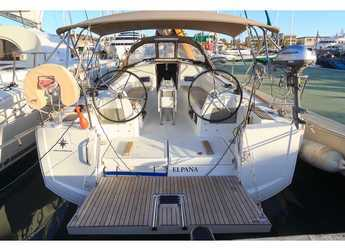 Rent a sailboat in Marina del Sur. Puerto de Las Galletas - Sun Odyssey 349